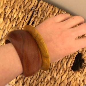 Jewelry - Wooden bracelets